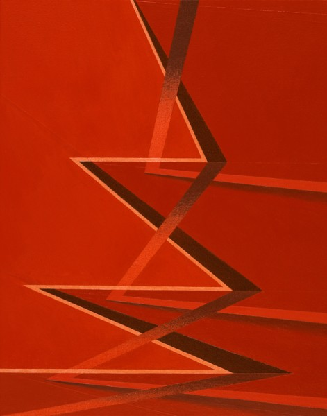 "Tomma Abts, ""Mehm"""