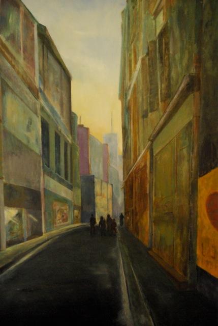 """""""Ann Street"""" by Alexandra Dell'Amore"""