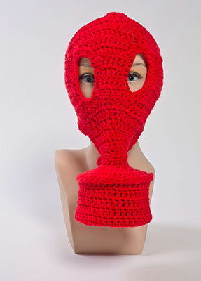 """Gas Mask"" 